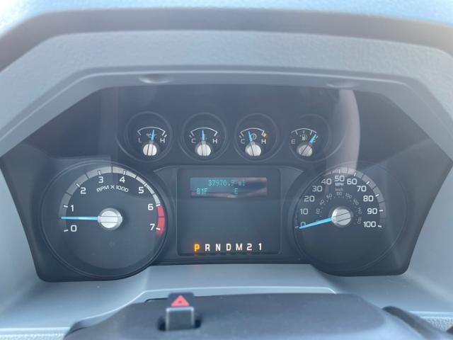 2015 Ford Super Duty F-350 SRW 4WD Reg Cab 137 XLT