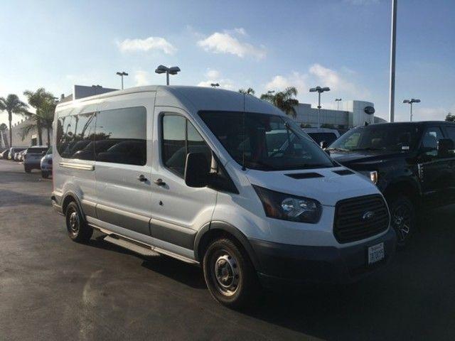 2015 Ford Transit T-350 148 Med Roof XL Sliding RH D