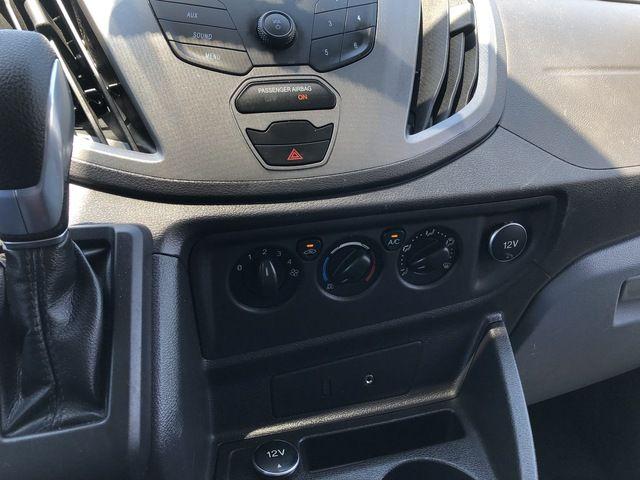 2015 Ford Transit T-250 130 Low Rf 9000 GVWR Swing-O