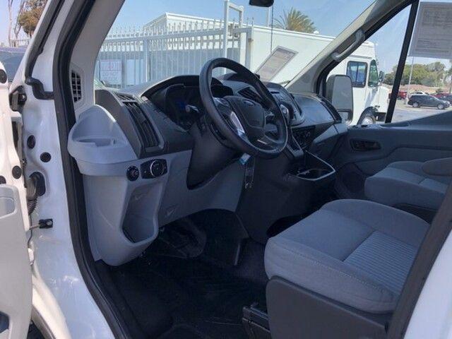 2015 Ford Transit T-350 148 EL Hi Rf 9500 GVWR Slidi