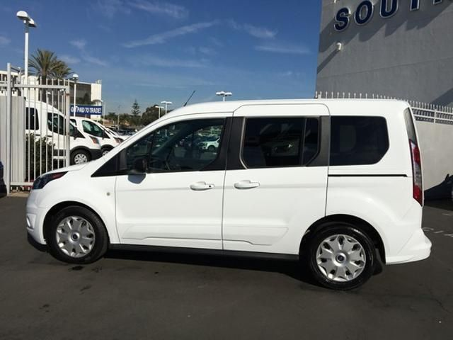 2015 Ford Transit Connect 4dr Wgn SWB XLT w/Rear Liftgate