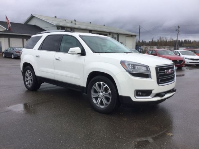 2015 GMC Acadia SLT1  -  - Air - Rear Air - $290.25 B/W