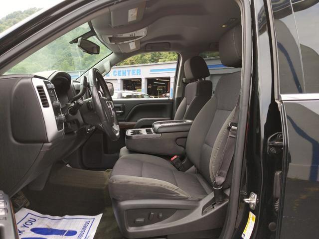 2015 GMC Sierra 1500 4WD Double Cab 143.5 SLE