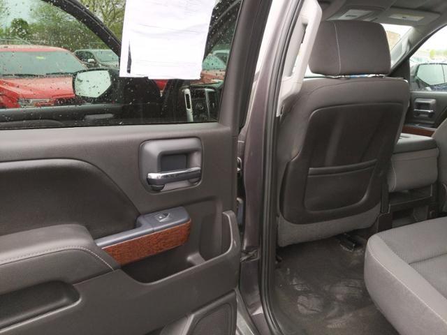 2015 GMC Sierra 1500 4WD Crew Cab 153.0 SLE