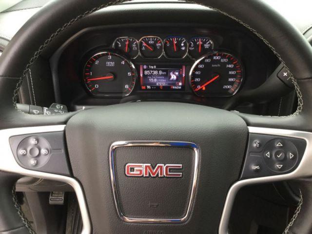 2015 GMC Sierra 1500 SLE CREW 4X4  - Leather Seats