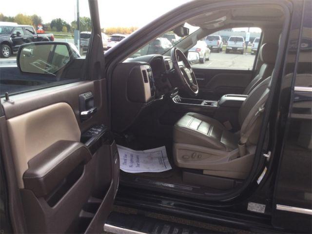 2015 GMC Sierra 1500 CREW DENALI 4X4  - Navigation