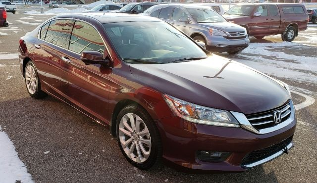 2015 Honda Accord Touring V6 Automatic, Ext Warranty, Navigation