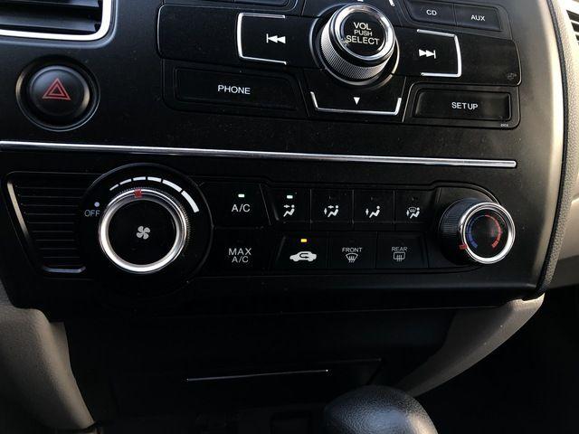 2015 Honda Civic 4dr CVT LX