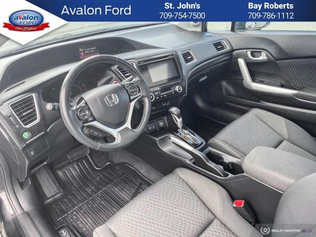2015 Honda Civic Coupe EX CVT