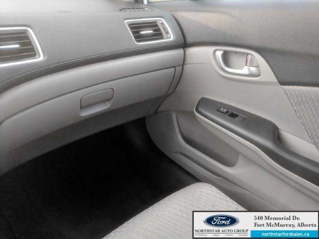 2015 Honda Civic Sedan LX|1.8L|Heated Seats|Back-up Camera