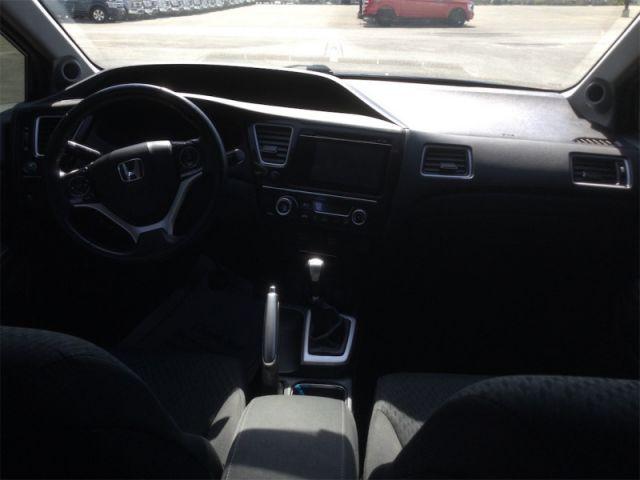 2015 Honda Civic Sedan LX  - Bluetooth -  Heated Seats