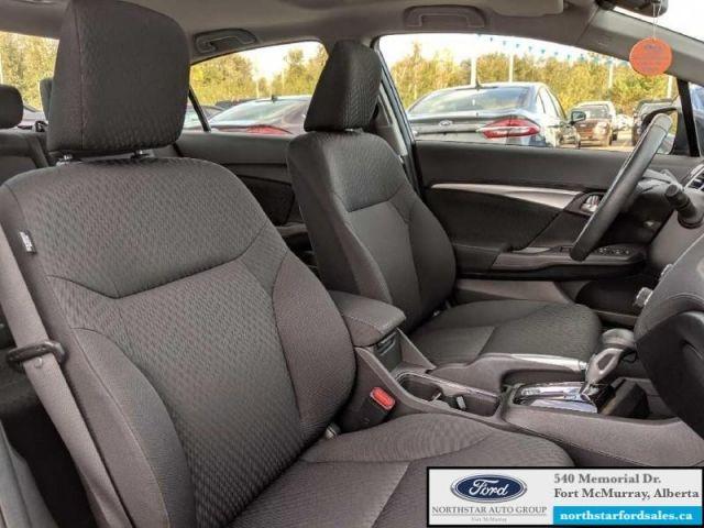 2015 Honda Civic Sedan EX  |1.8L|Rem Start|Reverse Sensing System with Camera