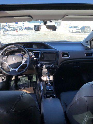 2015 Honda Civic Sedan Touring