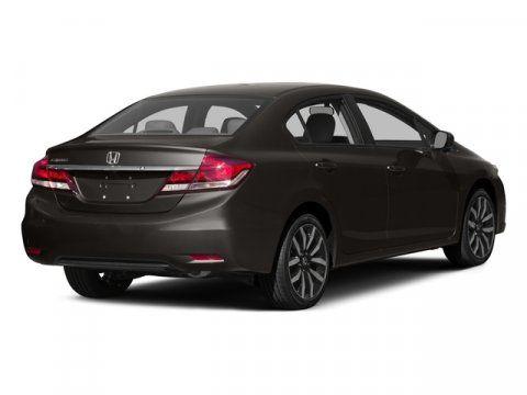 2015 Honda Civic Sedan EX-L