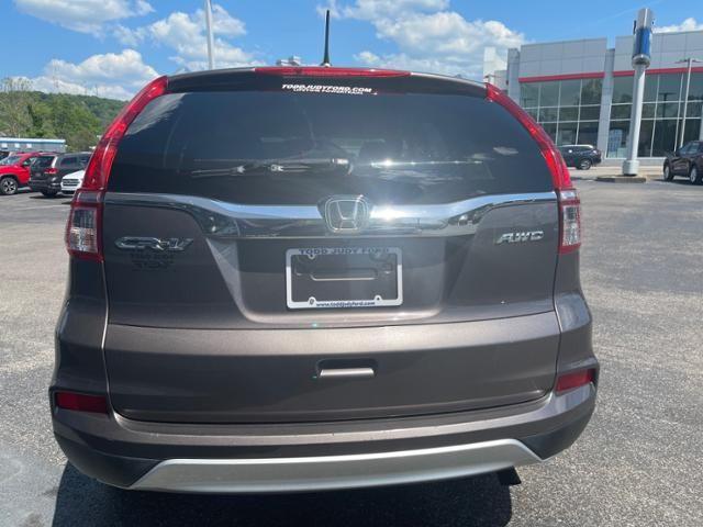2015 Honda CR-V AWD 5dr EX-L