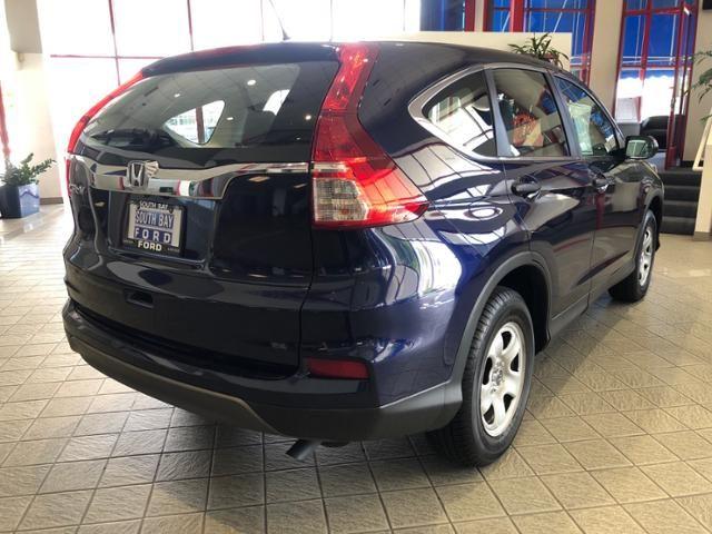 2015 Honda CR-V 2WD 5dr LX