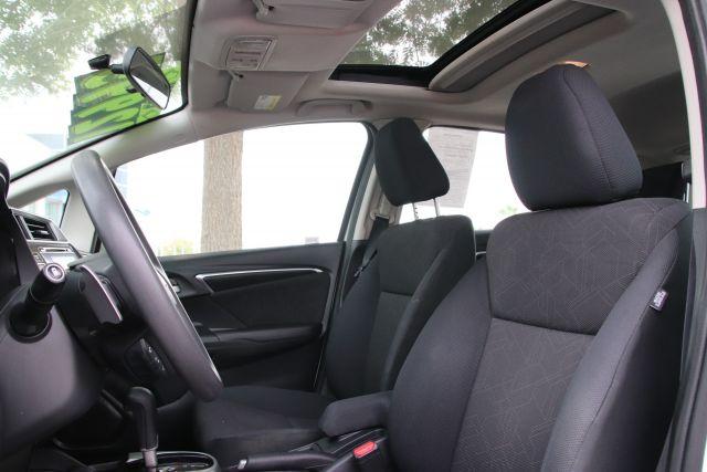 2015 Honda Fit Hatchback EX