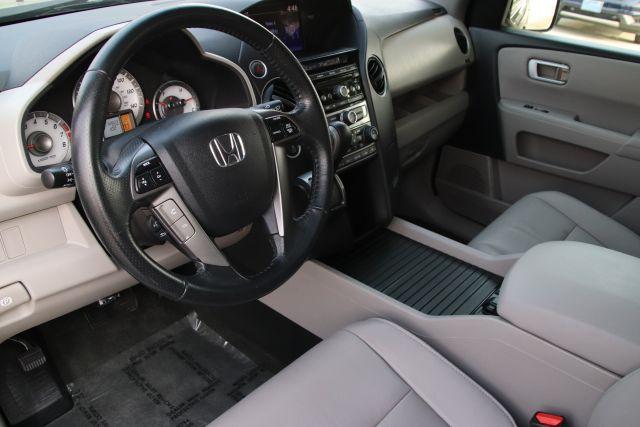 2015 Honda Pilot Sport Utility EX-L
