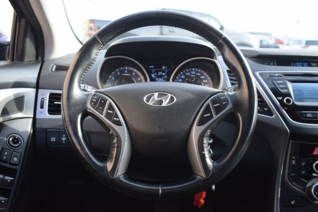 2015 Hyundai Elantra GLS  HEATED SEATS | SIRIUSXM READY