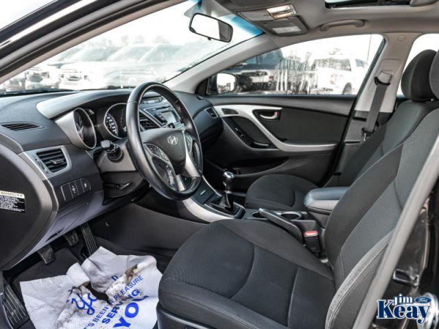 2015 Hyundai Elantra GLS  - Sunroof -  Bluetooth