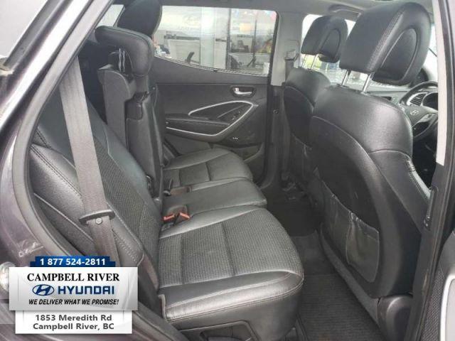 2015 Hyundai Santa Fe Sport 2.0T Limited  Power seats