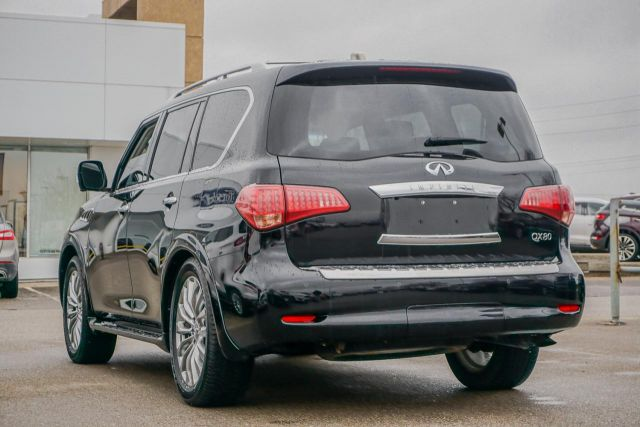 2015 Infiniti QX80 4WD 4dr Limited 7-Passenger