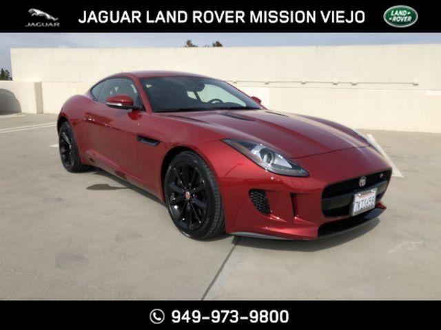 pre-owned 2015 jaguar f-type for sale in mission viejo, ca   jaguar usa