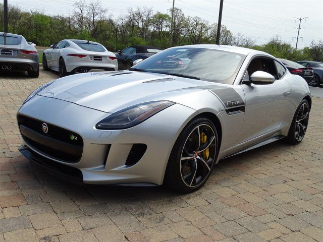 Certified 2015 Jaguar F Type For Sale In Lake Bluff Il Jaguar Usa