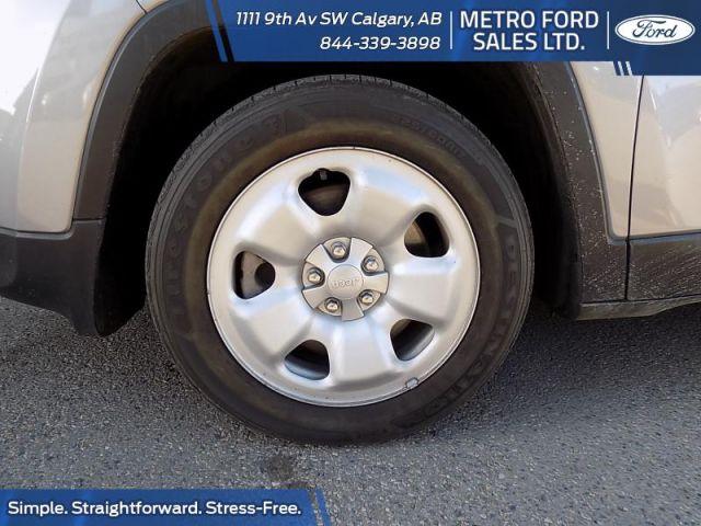 2015 Jeep Cherokee 4x2 Sport  - $145 B/W