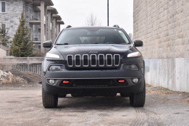 2015 Jeep Cherokee TRAILHAWK  | 4X4 | LEATHER |