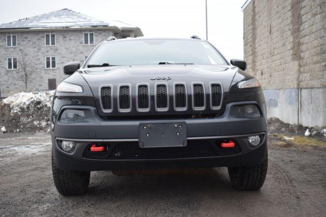2015 Jeep Cherokee TRAILHAWK    AWD   NAV