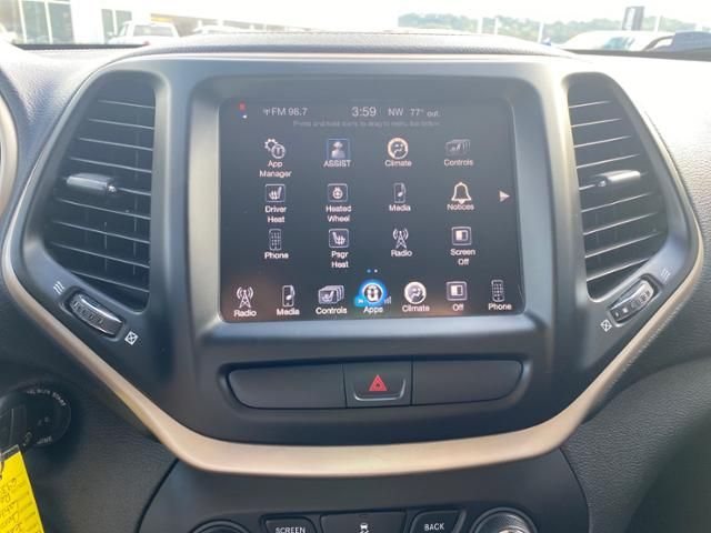 2015 Jeep Cherokee 4WD 4dr Latitude