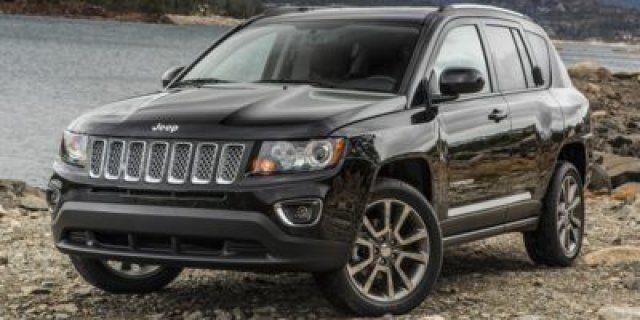 2015 Jeep Compass -