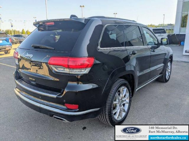 2015 Jeep Grand Cherokee Summit 4X4  |ASK ABOUT NO PAYMENTS FOR 120 DAYS OAC