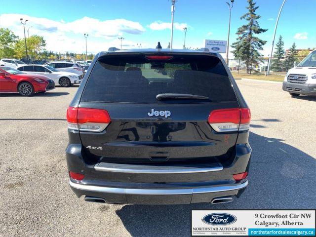 2015 Jeep Grand Cherokee Summit  |LEATHER| NAV| SUNROOF|HEMI| - $252 B/W
