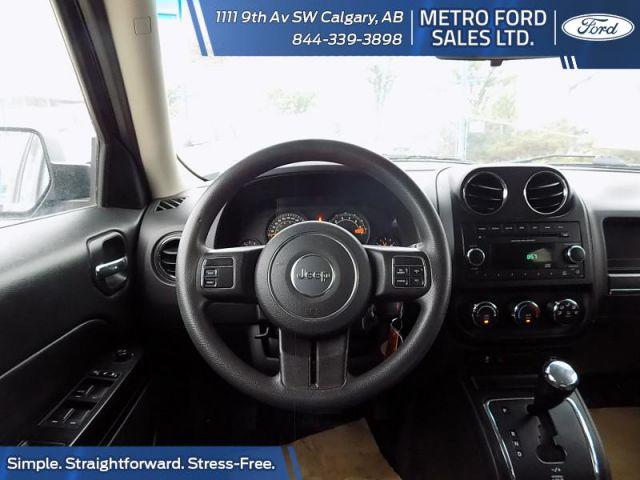 2015 Jeep Patriot 4x4 Sport / North