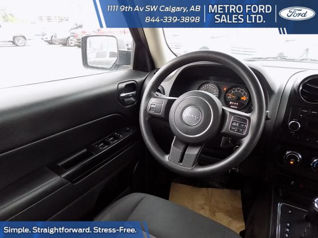 2015 Jeep Patriot 4x4 Sport / North