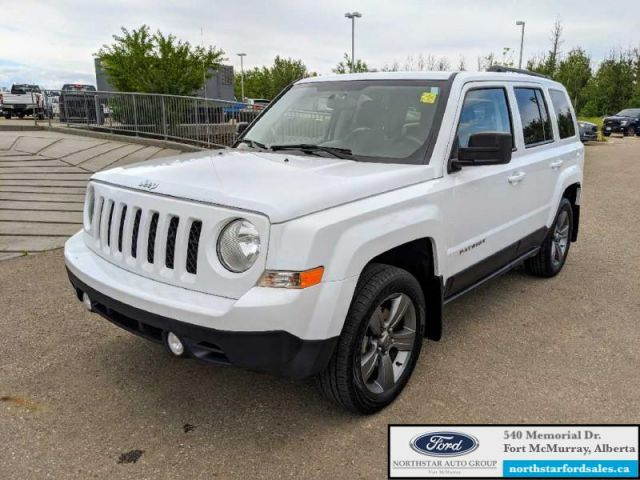 2015 Jeep Patriot High Altitude 4X4  |ASK ABOUT NO PAYMENTS FOR 120 DAYS OAC