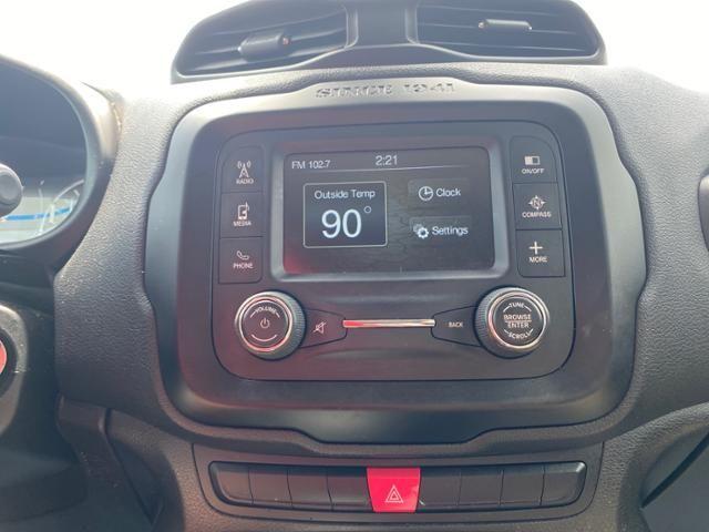 2015 Jeep Renegade FWD 4dr Latitude