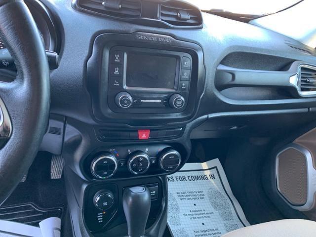 2015 Jeep Renegade 4WD 4dr Latitude