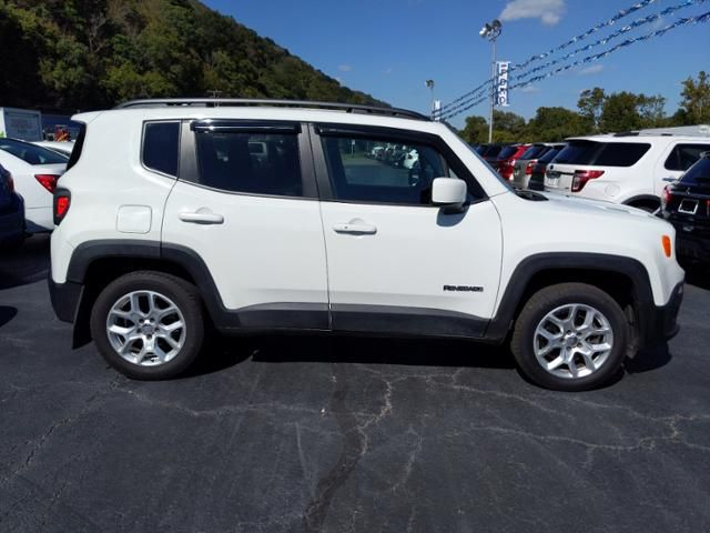 2015 Jeep Renegade 4WD 4dr Latitude