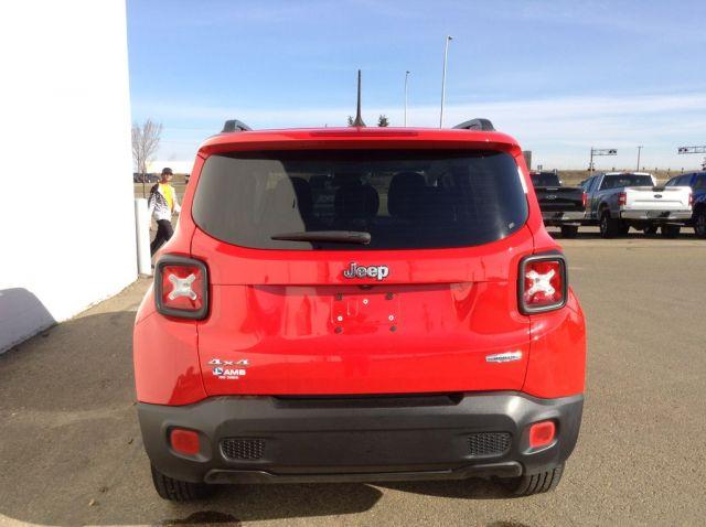 2015 Jeep Renegade 4 Door Sport Utility