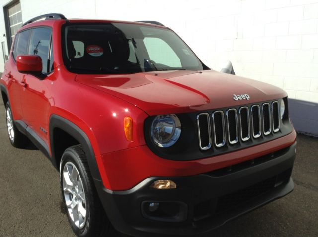 2015 Jeep Renegade 4 Door Sport Utility