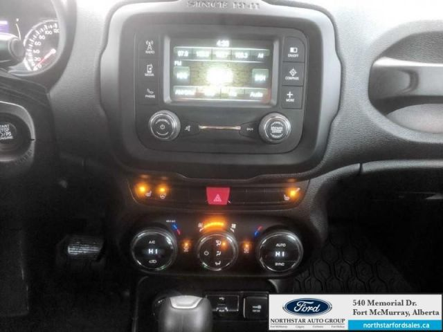 2015 Jeep Renegade North 4X4  |2.4L|Rem Start|Cold Weather Group