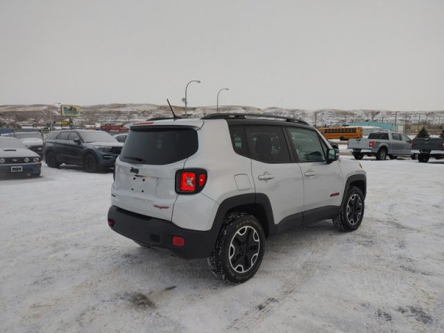 2015 Jeep Renegade Trailhawk  - Bluetooth - Low Mileage
