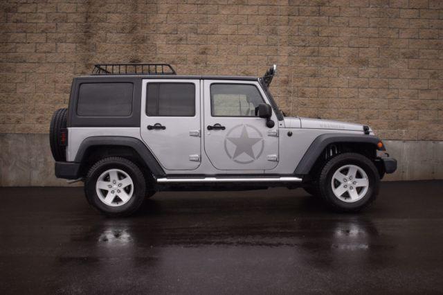 2015 Jeep Wrangler Unlimited SPORT  - none