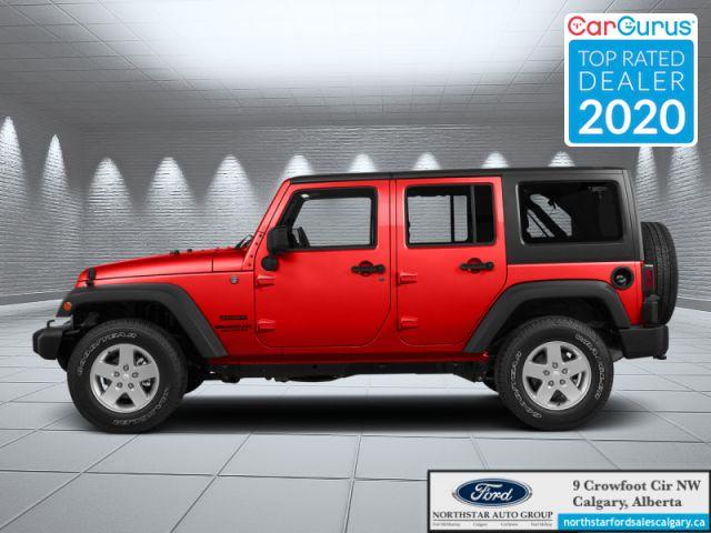 2015 Jeep Wrangler Unlimited Rubicon  - $283 B/W