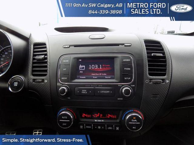 2015 Kia Forte5 1.6 SX MT