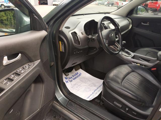 2015 Kia Sportage AWD 4dr EX