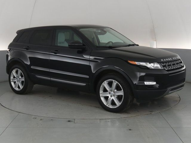 Certified Pre Owned 2015 Range Rover Evoque Details